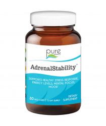 Adrenal Stability - 30 Veg Capsules