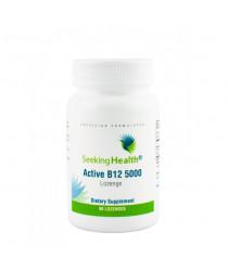 Active B12 5000- 60 Lozenges