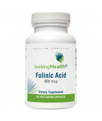 Folinic Acid 60 Capsules