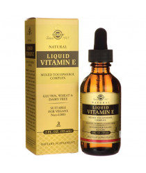 Liquid Vitamin E, 2 fl oz