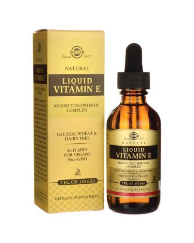 Liquid Vitamin E, 2 fl oz