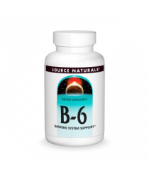B-6 50mg 250 Tablets