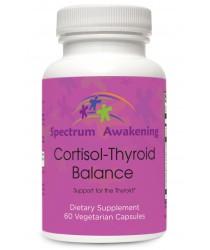 Cortisol-Thyroid Balance - 60 Veg Caps