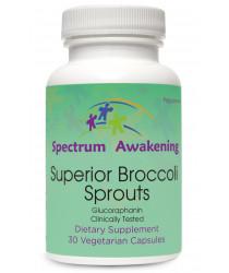 Superior Broccoli Sprouts - 30 Veg Caps