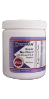 Super Nu-Thera® with 25 mg P-5-P Caplets