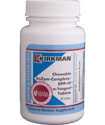 Chewable EnZym-Complete/DPP-IV™ w/Isogest® 90 ct