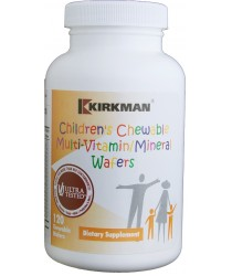 Children's Chewable Multi-Vitamin/Mineral Wafers 120 ct