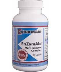EnZymAid™ Multi-Enzyme Complex Capsules 180 ct