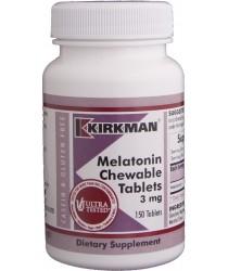 Melatonin 3 mg Chewable Tablets
