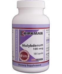 Molybdenum 100 mcg Capsules - Hypo 100 ct