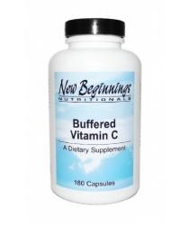 Buffered Vitamin C (180 caps)
