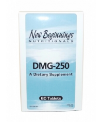 DMG 250 mg - Dimethylglycine (60 tablets)