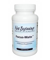 Focus-Mate™ - 120 capsules