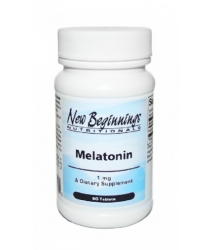 Melatonin 1mg (60 tabs)