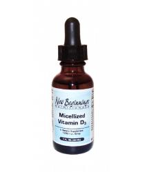 Micellized Vitamin D3 (1 fl oz)