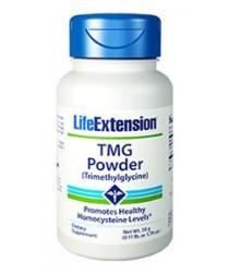 TMG Powder - Trimethylglycine, 50 grams