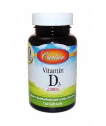 Vitamin D3 (120 soft gels)