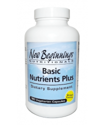 Basic Nutrients Plus (180 capsules)