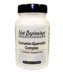 Curcumin-Quercetin Complex(90 Capsules)