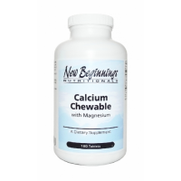 Calcium Chewable w / Magnesium 180 Tablets