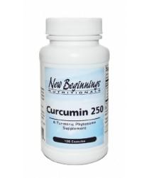 Curcumin 250 (100 capsules)