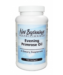 Evening Primrose Oil 1.3 gram softgel (100 soft gels)