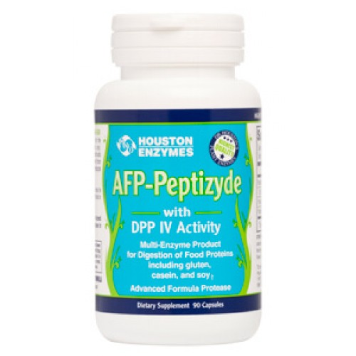 Houston's AFP Peptizyde (90 capsules)