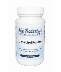 L-MethylFolate 1mg 120 caps