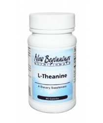 L-Theanine -100 mg (60 capsules)