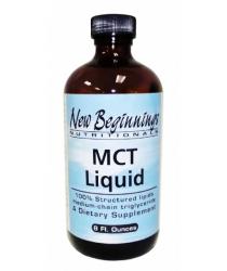 M.C.T. Liquid - Medium Chain Triglycerides (8 fl. oz.)