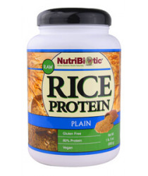 Nutribiotic Rice Protein - 1 lb. 5 oz.