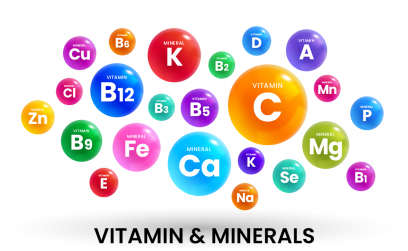 Vitamin and Mineral Facts