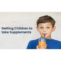 Getting Children to take Supplements