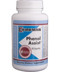 Phenol Assist™ Capsules 90 ct