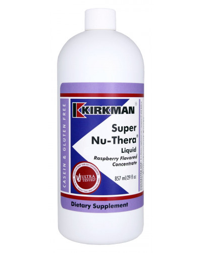 Super Nu Thera Liquid - Raspberry Flavor 29 oz - Kirkman